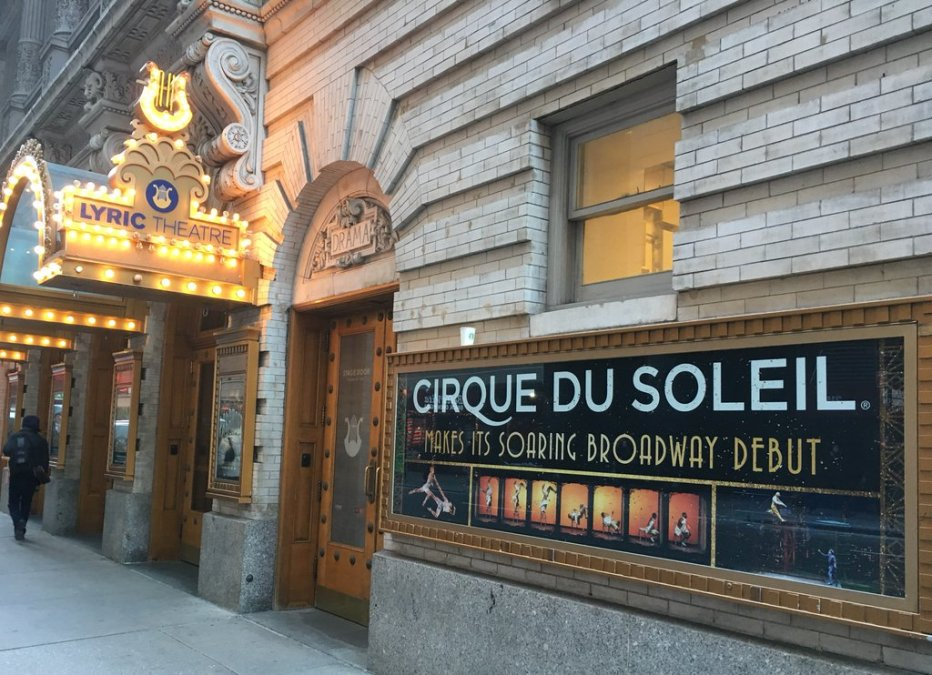 Lyric lyric theatre nyc : Paramour on Broadway - Career Archive - Fans of Reed Kelly